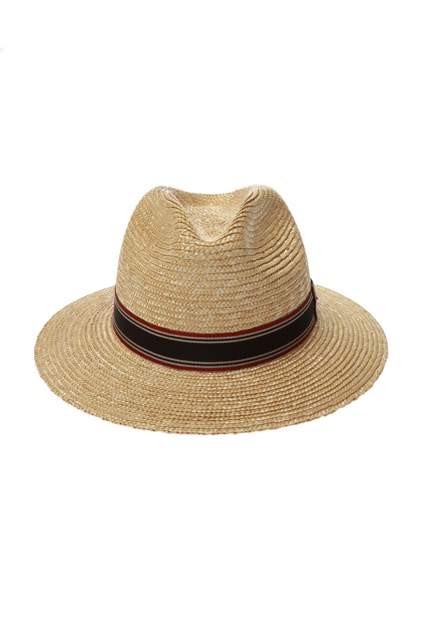 Saint Laurent Straw hat
