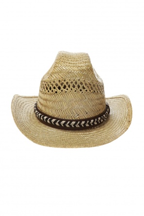 Straw hat od Saint Laurent