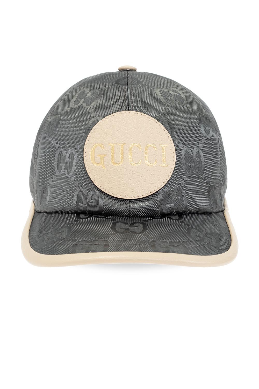 Gucci Czapka z daszkiem z logo