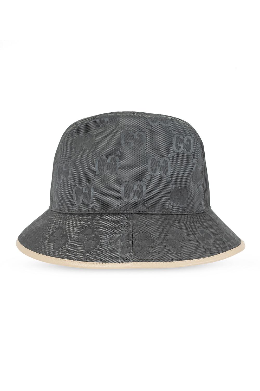Gucci Kapelusz z monogramem 'GG'