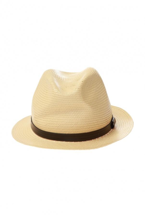 Emporio Armani Woven hat