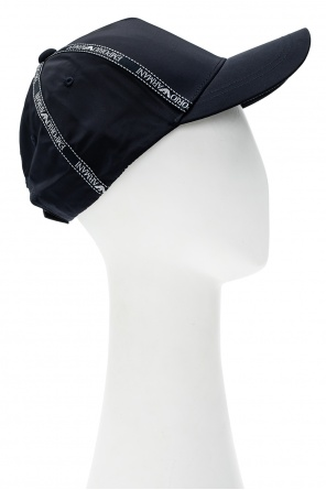 Branded baseball cap od Emporio Armani