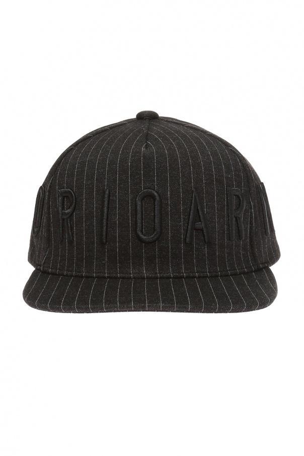 b3fd0a4bcbd95 Embroidered baseball cap Emporio Armani - Vitkac shop online