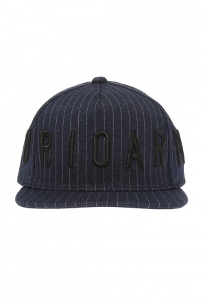 Embroidered baseball cap od Emporio Armani