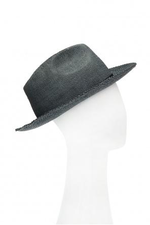 2801d9f5ee7b5 Braided hat with logo od Emporio Armani ...