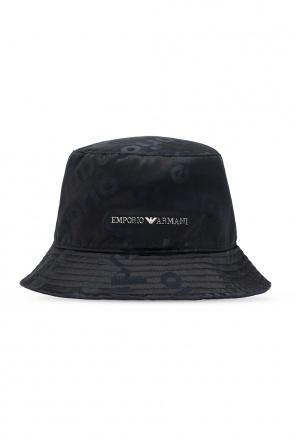 Hat with logo od Emporio Armani