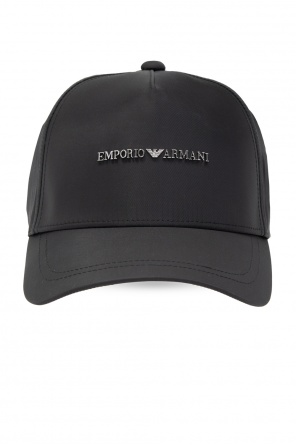 品牌棒球帽 od Emporio Armani