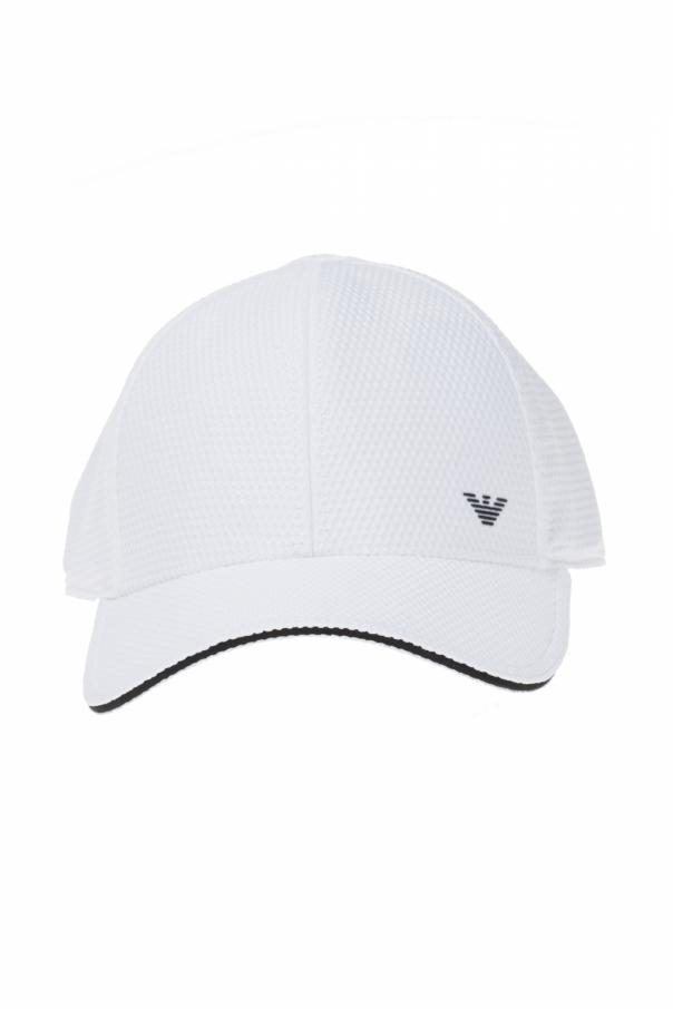 Logo Baseball Cap Emporio Armani - Vitkac shop online 4d84d605243