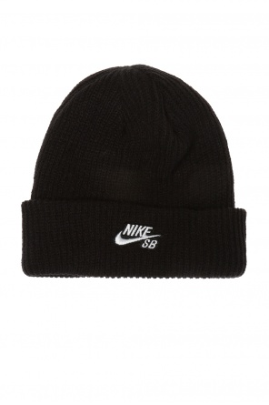 Logo-embroidered hat od Nike