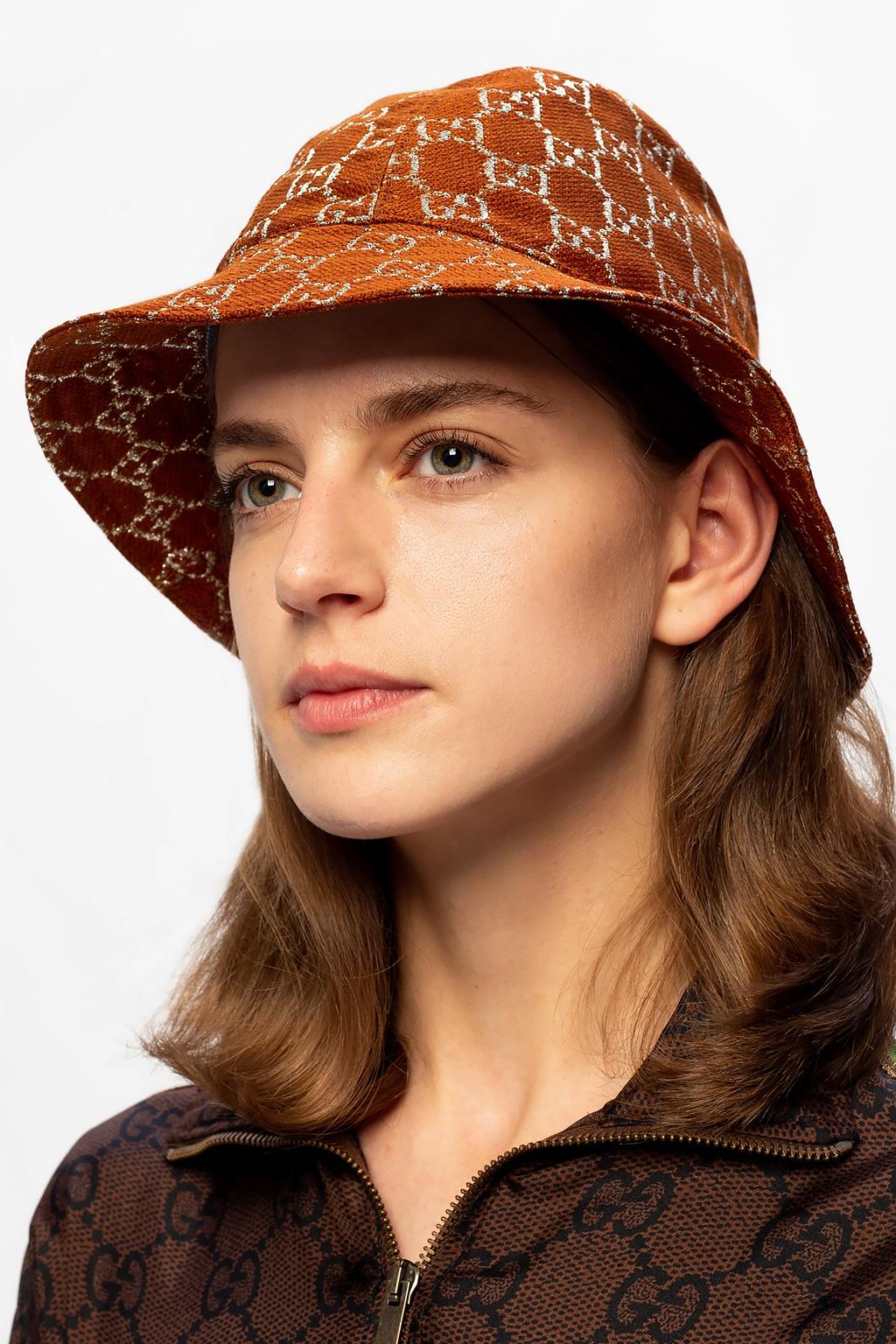Gucci Lurex hat