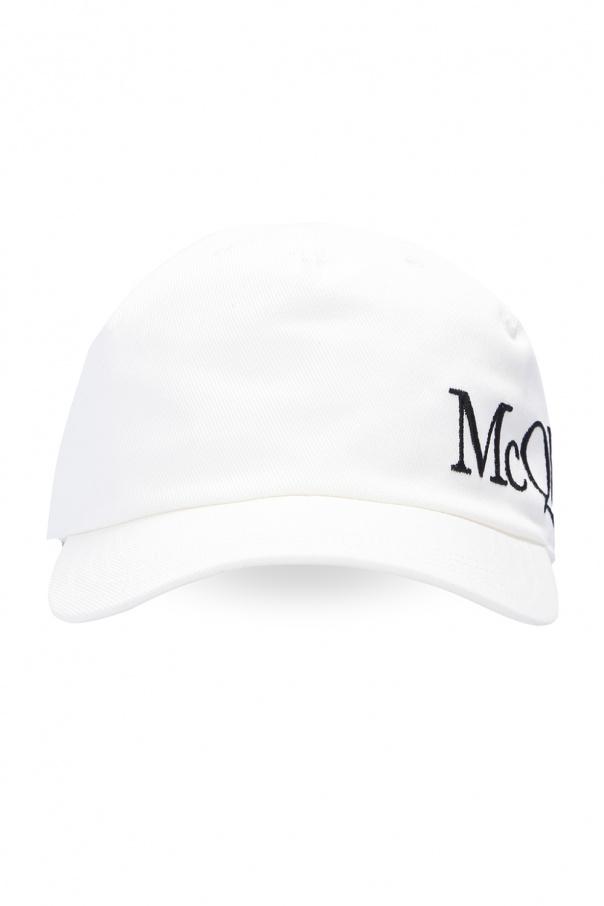 Alexander McQueen Baseball cap