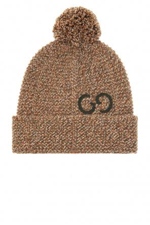Pom-pom hat od Gucci