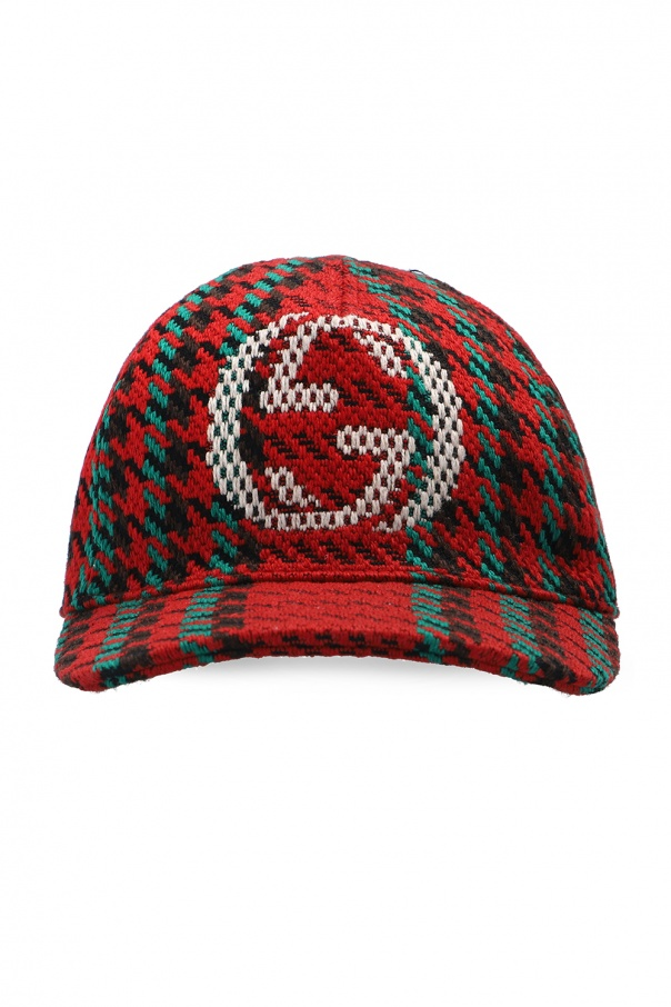 Gucci Patterned baseball cap