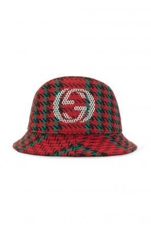 Patterned hat od Gucci