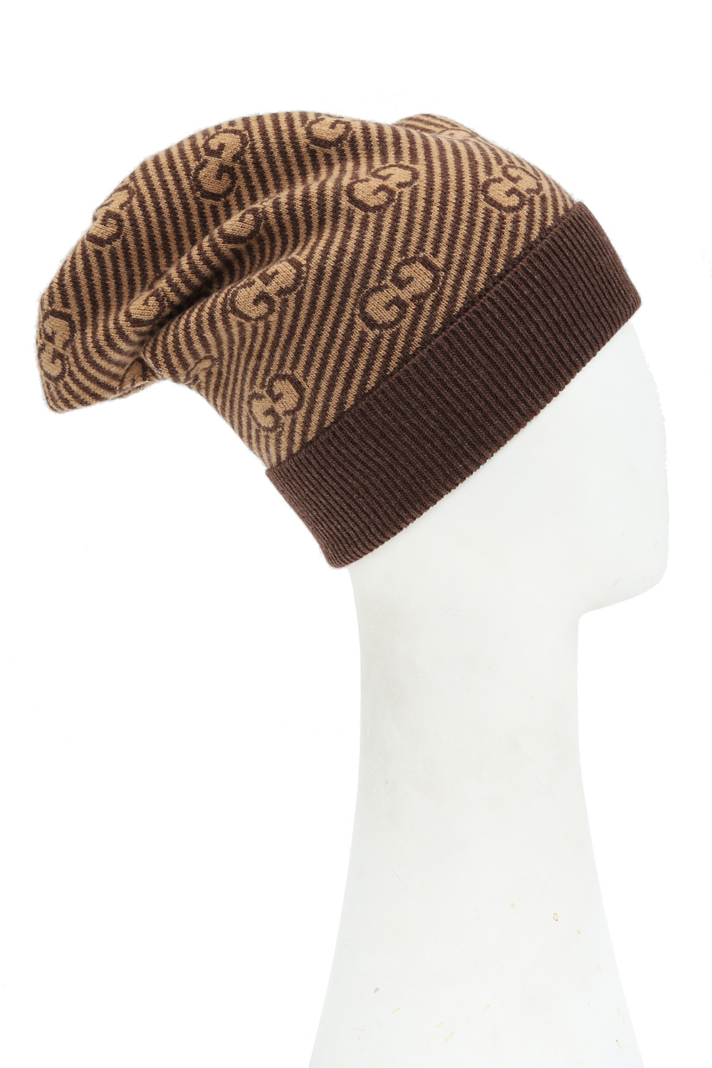 Gucci Kids Hat with 'GG' monogram