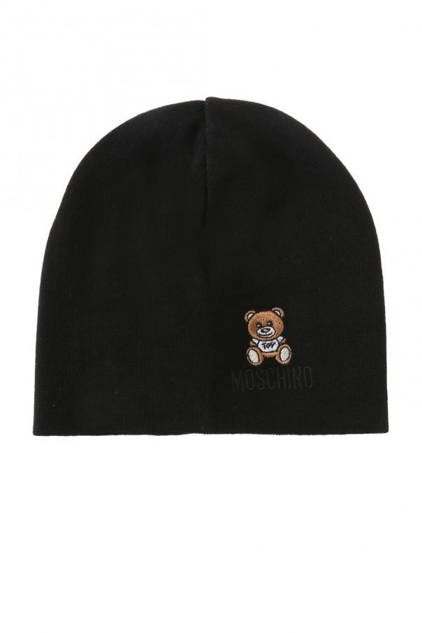 8c05c6c8e2f Teddy bear hat Moschino - Vitkac shop online