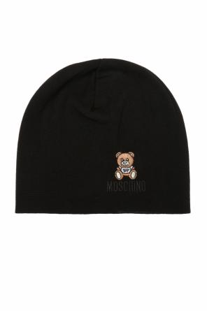 Teddy bear hat od Moschino