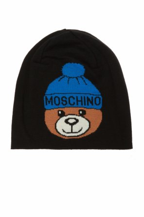 Knitted hat od Moschino