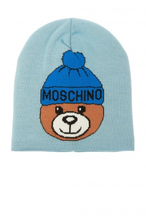 Knitted hat od Moschino Kids