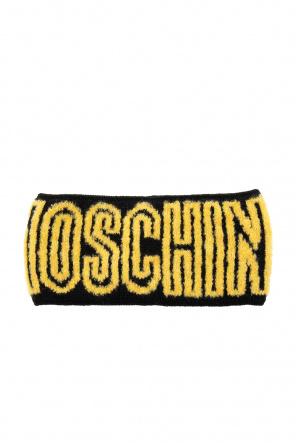 Headband with logo od Moschino