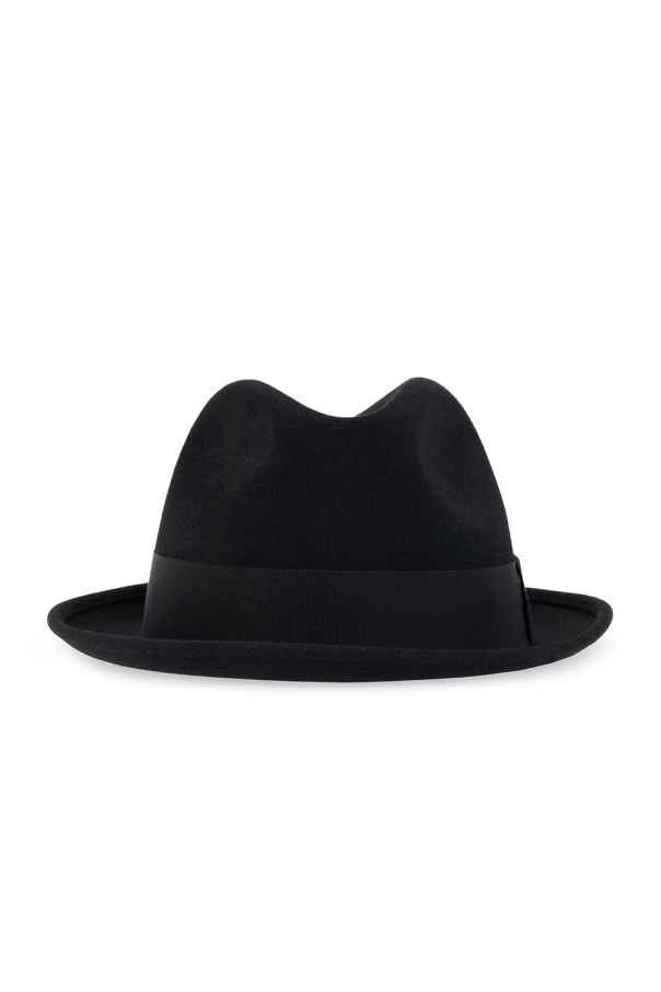 Saint Laurent Hat with logo
