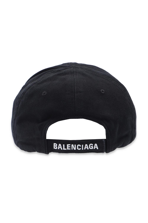 Balenciaga Baseball cap with logo