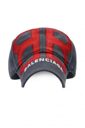 Baseball cap with logo od Balenciaga