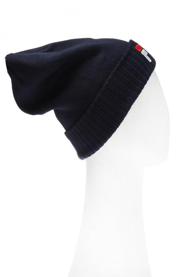 2ca1b3be49c Logo-embroidered hat Fila - Vitkac shop online