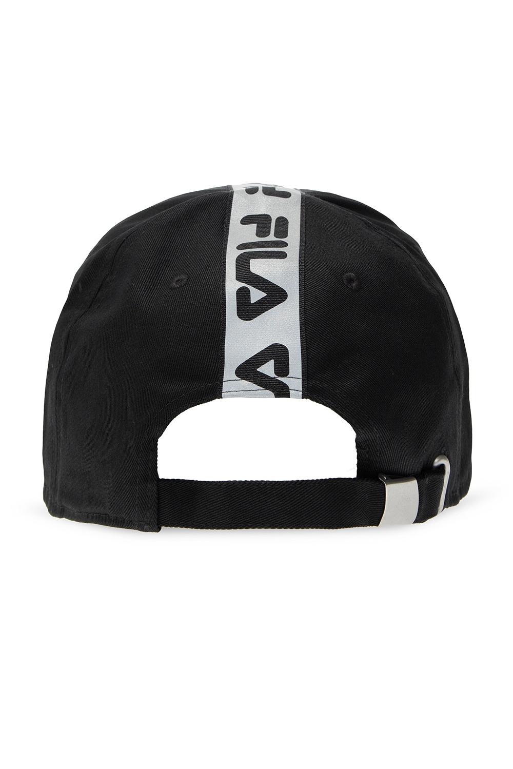 Fila Baseball cap with reflective logo