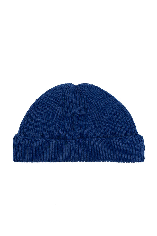 Versace Jeans Couture Logo-appliquéd hat