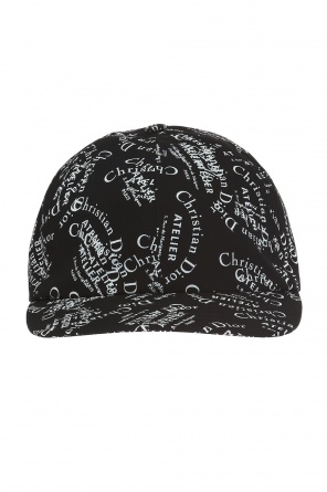 Patterned baseball cap od Dior