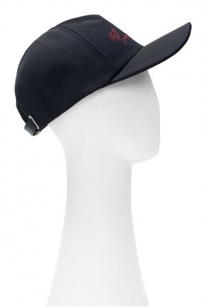 Baseball cap with logo od Giorgio Armani