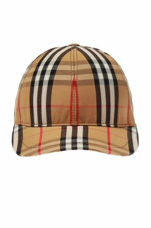 6a86b905174 Checked baseball cap od Burberry Checked baseball cap od Burberry
