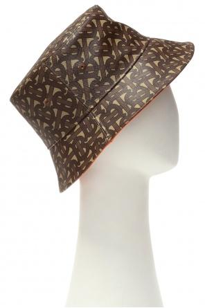 Patterned hat od Burberry