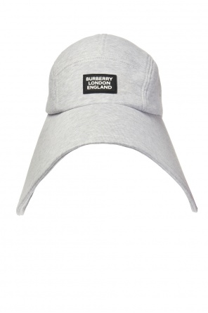 Logo-patched baseball cap od Burberry