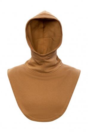 Hooded tube scarf od Burberry