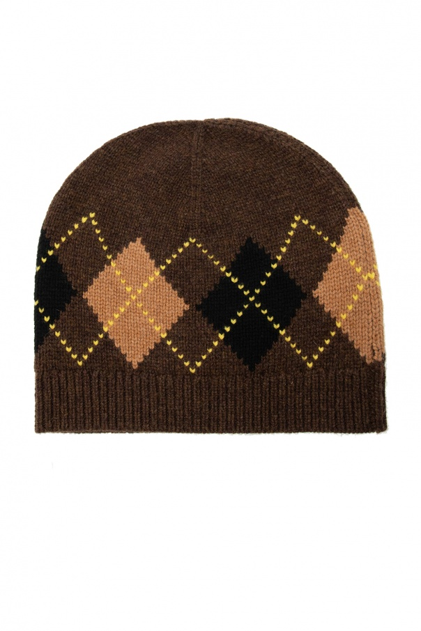 Burberry Wool and cashmere blend hat