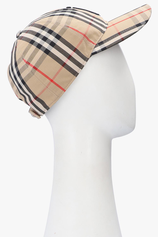 Burberry Branded baseball cap