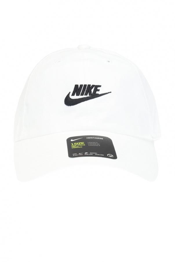 Zjednoczone Królestwo niska cena eleganckie buty Czapka z daszkiem z wyszytym logo Nike - sklep internetowy ...