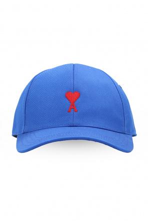Baseball cap with logo od Ami Alexandre Mattiussi