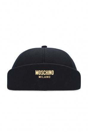 Baseball cap with logo od Moschino