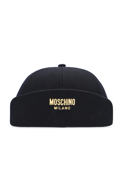 Moschino Baseball cap with logo