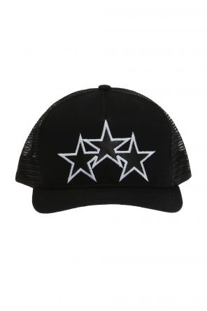 Baseball cap with stars od Amiri