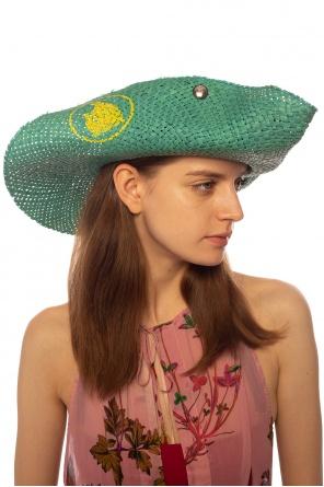 稻草帽 od Lanvin