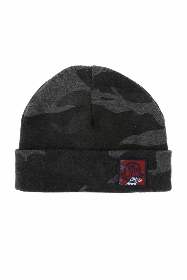Camo hat Moncler - Vitkac shop online 24231b481e7