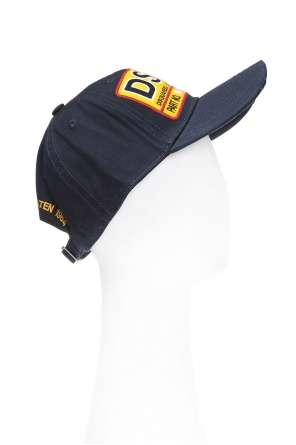 85f34e20619 Baseball cap with embroidered logo od Dsquared2 ...