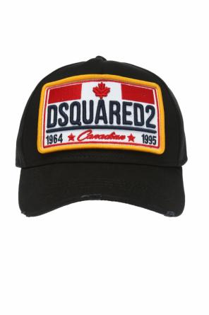 Baseball cap with a logo od Dsquared2