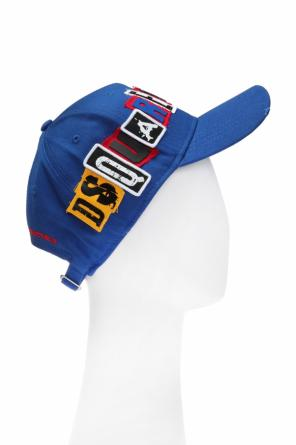 Branded baseball cap od Dsquared2