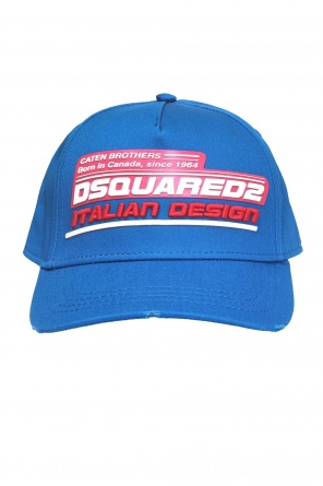 a1c27904a50 Branded baseball cap od Dsquared2 Branded baseball cap od Dsquared2