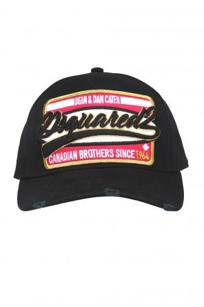 f9588da9fcd Branded baseball cap od Dsquared2 Branded baseball cap od Dsquared2